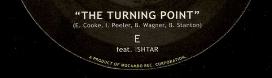 E - The Turning Point (feat. Ishtar)