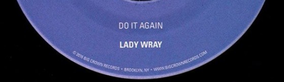 Lady Wray - Do It Again