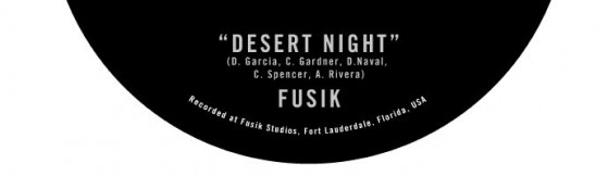 Fusik 'Desert Night' (Florida Funk)