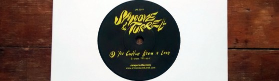 Smoove & Turrell 'You Could've Been A Lady' 45