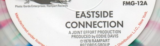 Eastside Connection - Frisco Disco