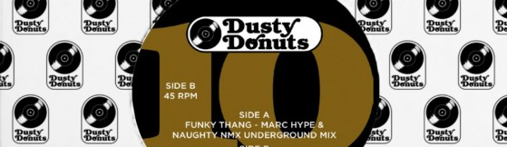 Dusty Donuts 10 ft. Marc Hype, Naughty NMX & Jim Sharp