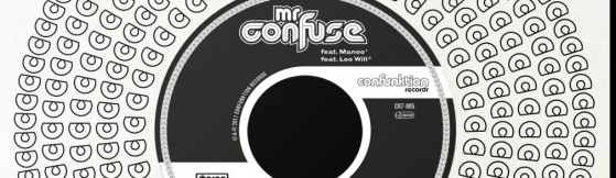 Mr Confuse - Let The Music Play b/w Same Old Game