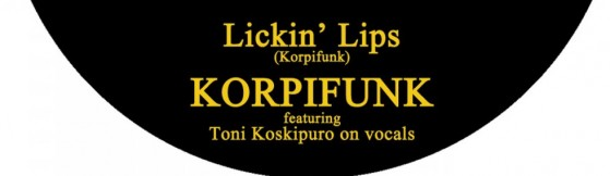Korpifunk 'Lickin' Lips' (Perfect Toy)