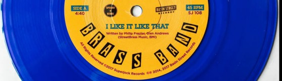 Rebirth Brass Band - I Like It Like That/Do It Again