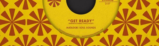 EXCLUSIVE - Matador! Soul Sounds 'Get Ready' (Vintage League)