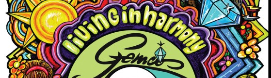 Diamond Street Rhythm Machine 'Living In Harmony' (Gemco)