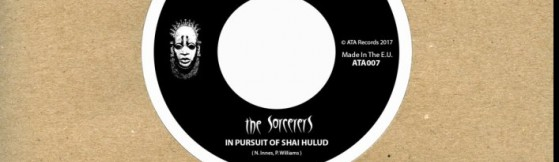 The Sorcerers - In Pursuit Of Shai Hulud (ATA)