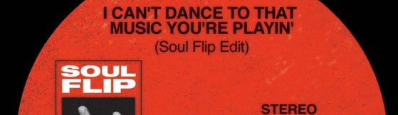 Martha Reeves & The Vandellas - I Can't Dance To That Music You're Playin' (Soul Flip)