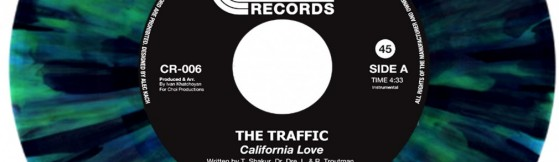 The Traffic - California Love (Choi)