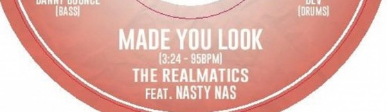 Nasty Nas - Made You Look / I Know You Got Soul (Waxnerds)