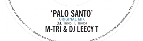 NEW RELEASE on 45 Live - M-Tri & DJ Leecy T