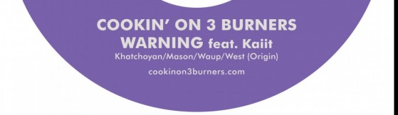 Cookin' On 3 Burners - Warning (Soul Messin')