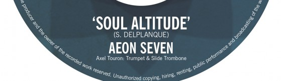 NEW RELEASE on 45 Live - Aeon Seven