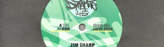 Jim Sharp - The Man (Soul Dynamite)