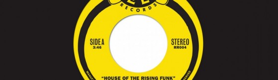 Mohawkestra - House Of The Rising Funk (Reed)