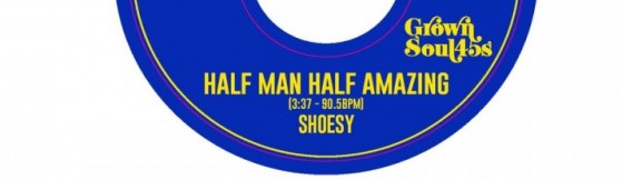 Shoesy - Half Man Half Amazing (Waxnerds)
