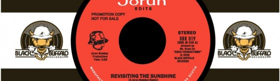 Jorun Bombay – Revisiting The Sunshine (Black Buffalo)