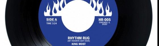 King Most - Rhythm Rug (My Favorite Edit Ever) (Heat Rock)