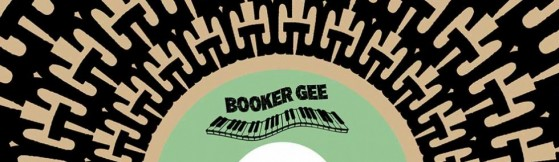 Booker Gee 'Pop Corn' (Gee Records)